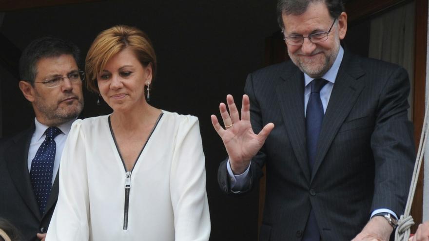 Rajoy y Cospedal hacen campaña este lunes Malagón con un acto público y la visita a una quesería