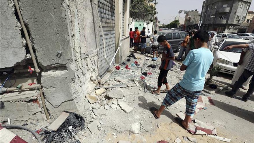 Muere el líder de milicia islamista libia Ansar al Sharia en combates en Bengasi