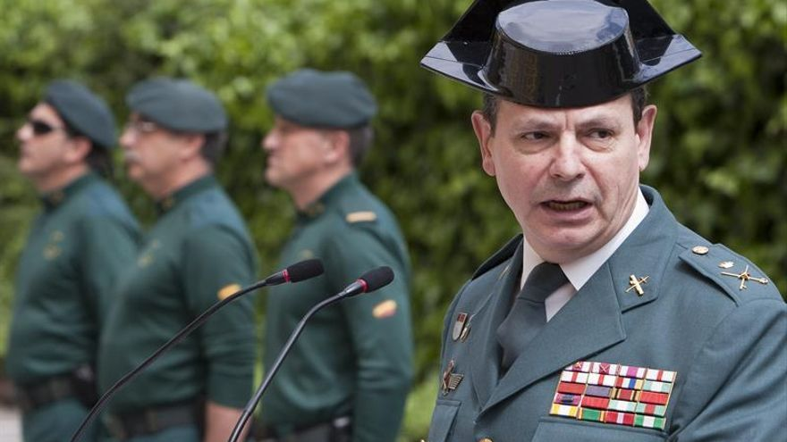 Nombrado nuevo DAO de la Guardia Civil: el teniente general Laurentino Ceña