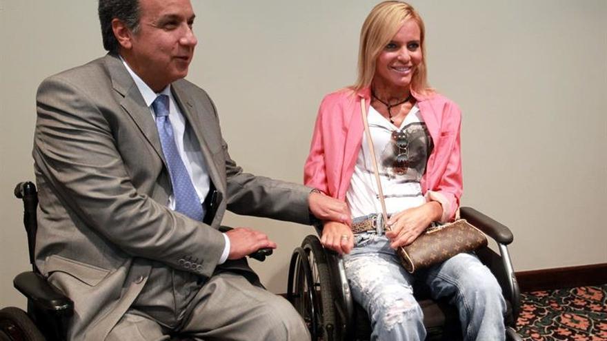 La hermana de Diego Forlán está estable, tras divulgarse el rumor sobre su fallecimiento