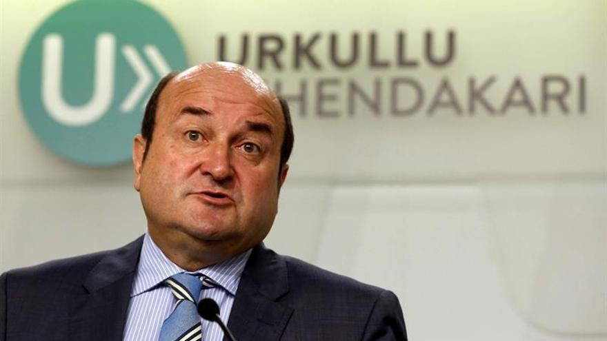 """El PNV dice que """"la pelota está en el tejado"""" del PP para negociar los Presupuestos"""