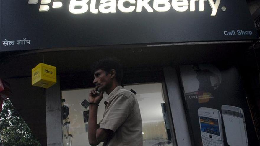 Blackberry abandona su plan de venta y reemplaza a su ejecutivo principal