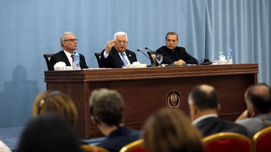 "Mahmud Abás: ""No seremos esclavos de Kushner, Greenblatt y Friedman"""