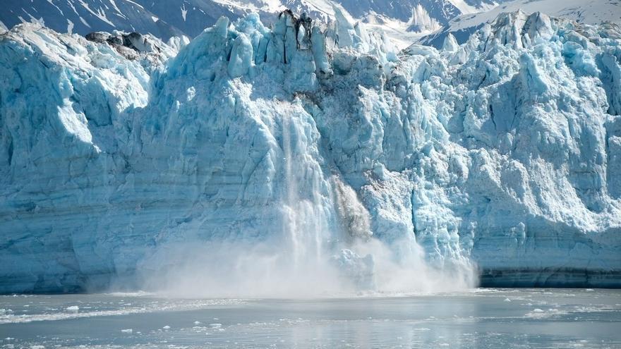 Impacto del cambio climático en glaciares