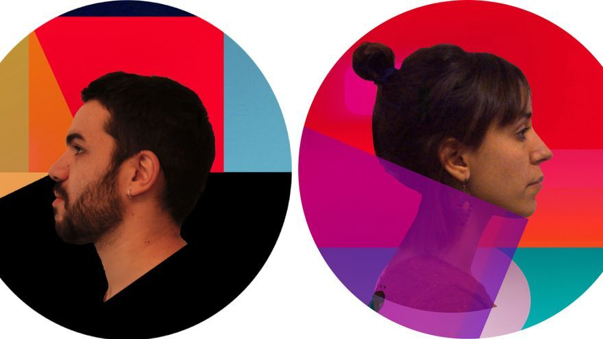 Miguel Matamoro e Inés Uribe