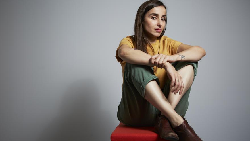 """Zahara presenta su nuevo libro: """"Teoría de los cuerpos""""   Foto: Patricia J. Garcinuño"""