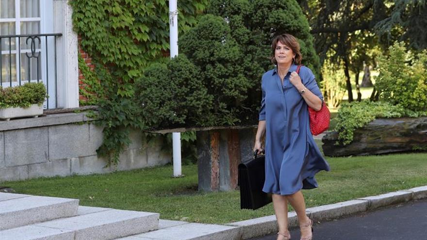 Dolores Delgado: En España se han evitado atentados terroristas yihadistas