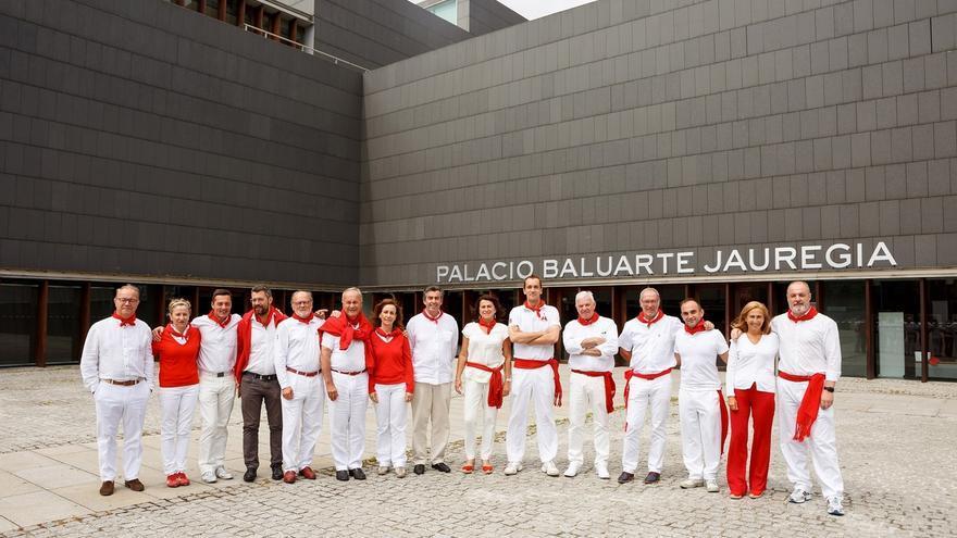 Pamplona y Pau apuestan por impulsar la cooperación de sus respectivos Palacios de Congresos