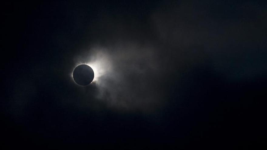 El eclipse solar del 21, un acontecimiento en EEUU que se verá poco en España