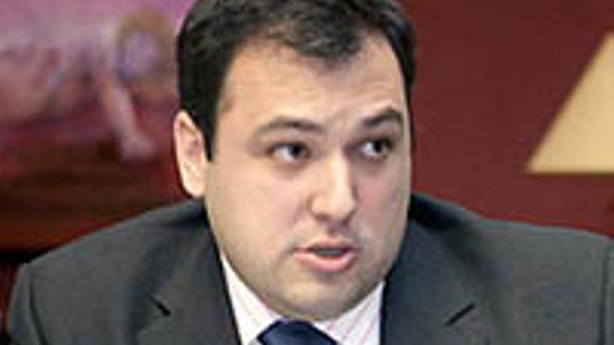 Carlos Ester, diputado regional del PP.