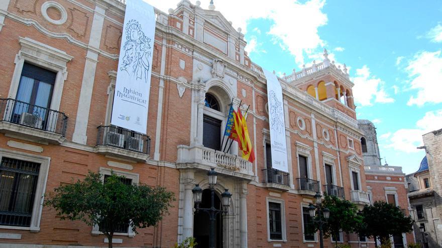 El palacio Arzobispal, en Valencia
