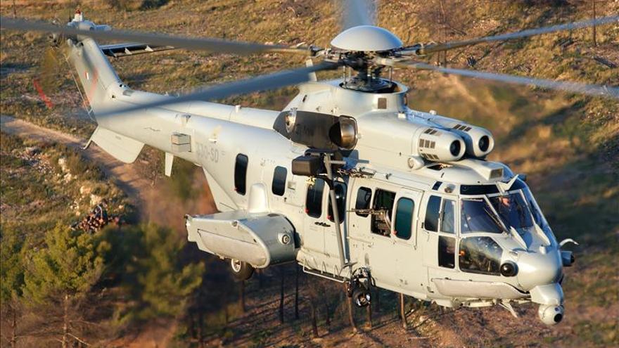 Tres militares mueren en México tras caer su helicóptero por un ataque armado