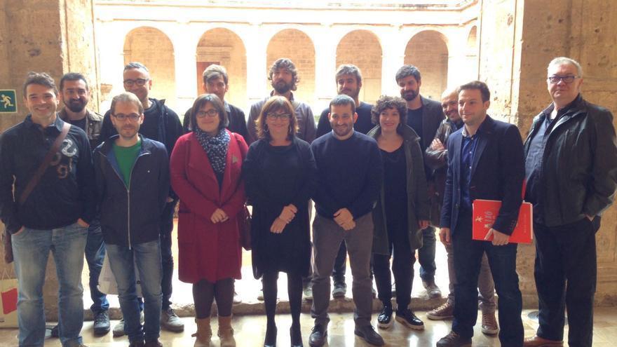 Acto de entrega de los premios a los libros mejor editados y mejores librerías valencianas