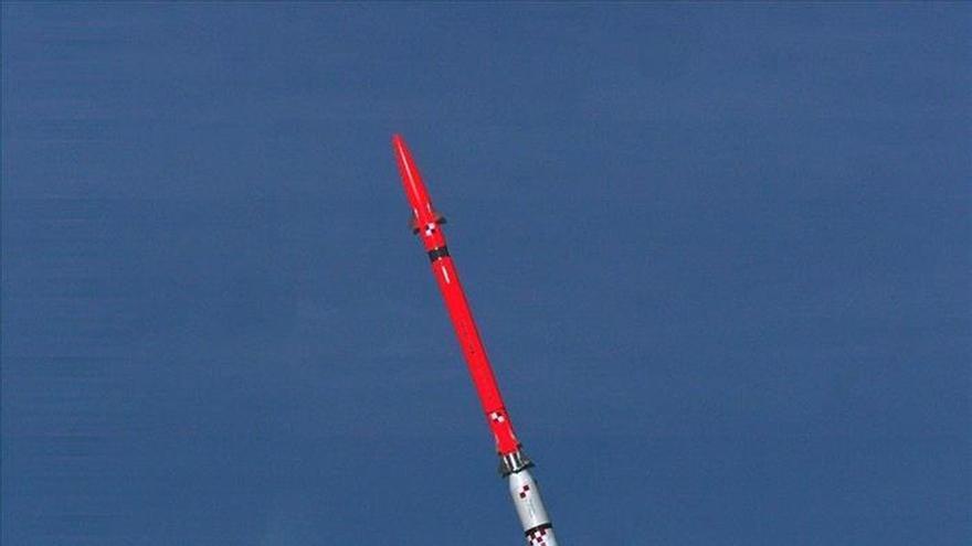 """Israel realiza una nueva prueba del sistema antimisiles """"Varita Mágica"""""""