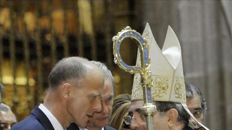 El arzobispo de Sevilla resalta la pena de España y Europa en el funeral por las víctimas del A400M