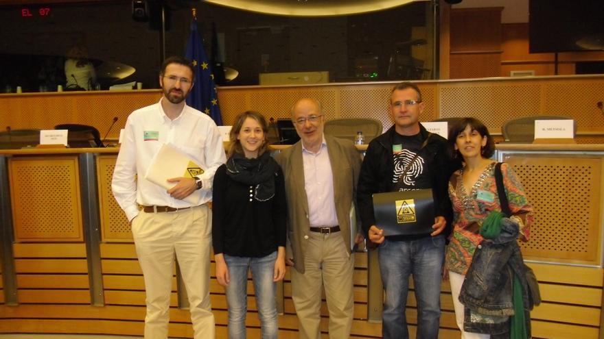 El Parlamento europeo acuerda solicitar información sobre los permisos de fracking en Cantabria