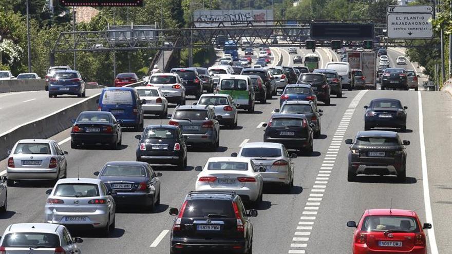 Diez muertos en la operación salida de tráfico de julio