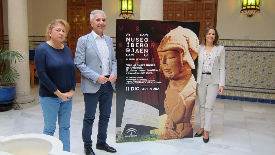 'El origen de un mundo', eslogan de la campaña de apertura del Museo Íbero