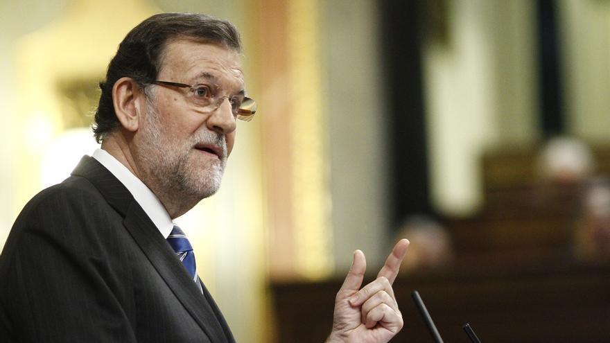 """Rajoy proclama que España ha """"salido de la pesadilla"""" y que la """"gran medida social"""" fue evitar el rescate"""
