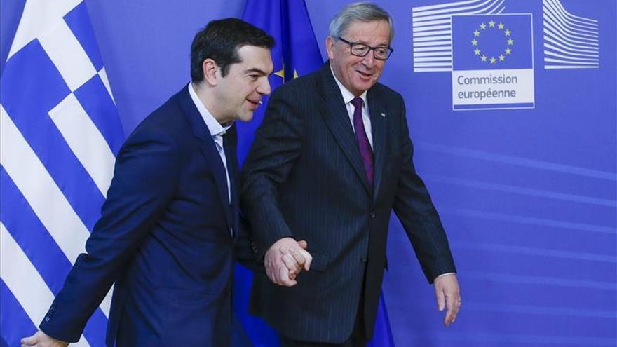 La CE pesimista sobre un posible acuerdo con Grecia en los próximos días