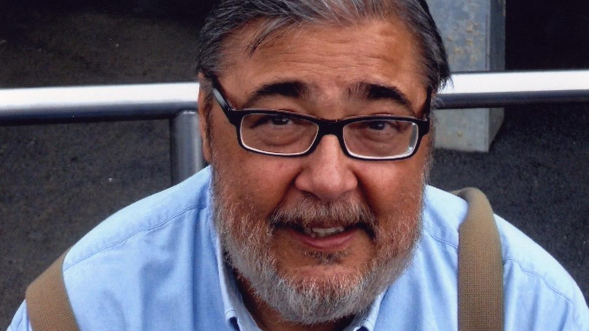 El periodista Antonio Franco, fundador de El Periódico de Catalunya
