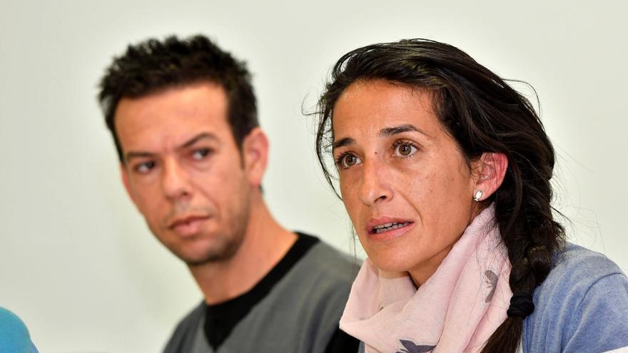 La madre del niño Gabriel denuncia el uso de la imagen del menor asesinado