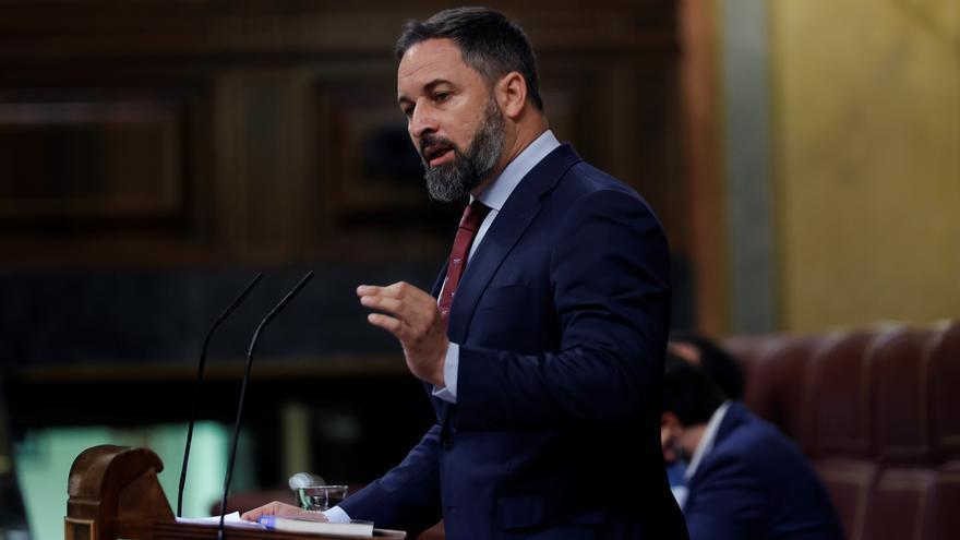 """Vox anima al PP a presentar una moción de censura que apoyará """"sin reproches"""""""