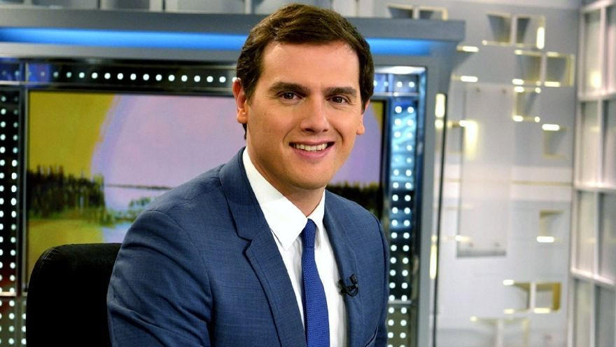 Albert Rivera se queja de que TVE no le permitiera visitar a Bertín Osborne