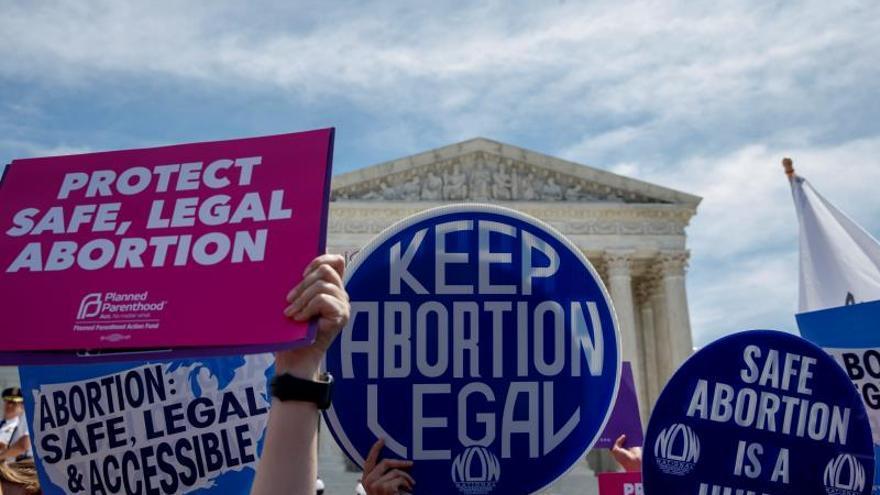 Estados Unidos sufre una oleada de restricciones en la legislación del derecho al aborto que en muchos casos lo prohíbe de facto.