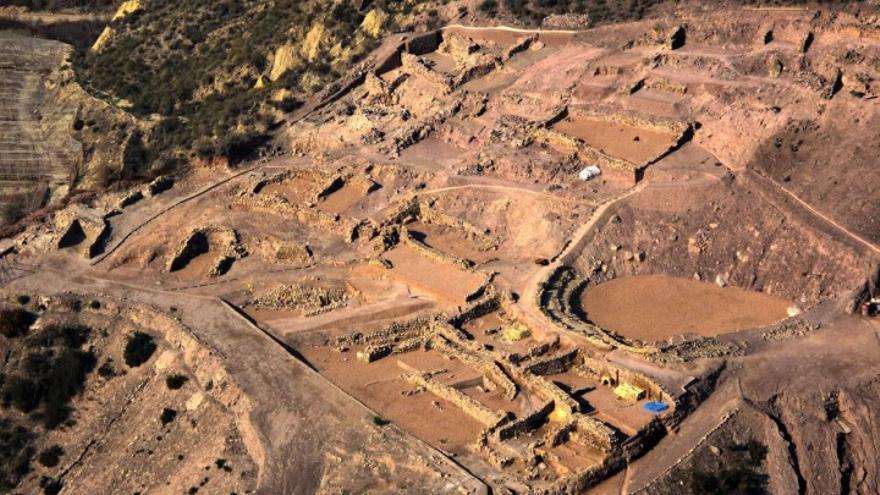 Yacimiento La Bastida (Totana)