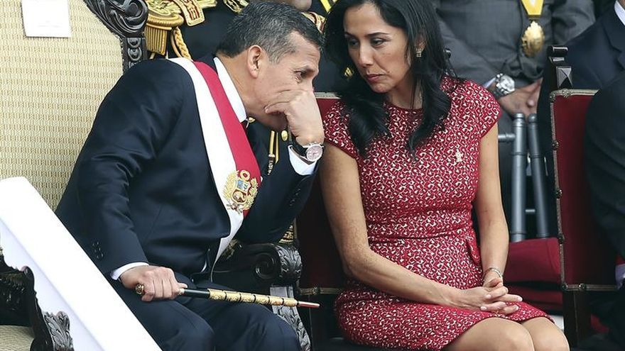 El fiscal subraya la supuesta financiación de Hugo Chávez a campaña de Humala en 2006