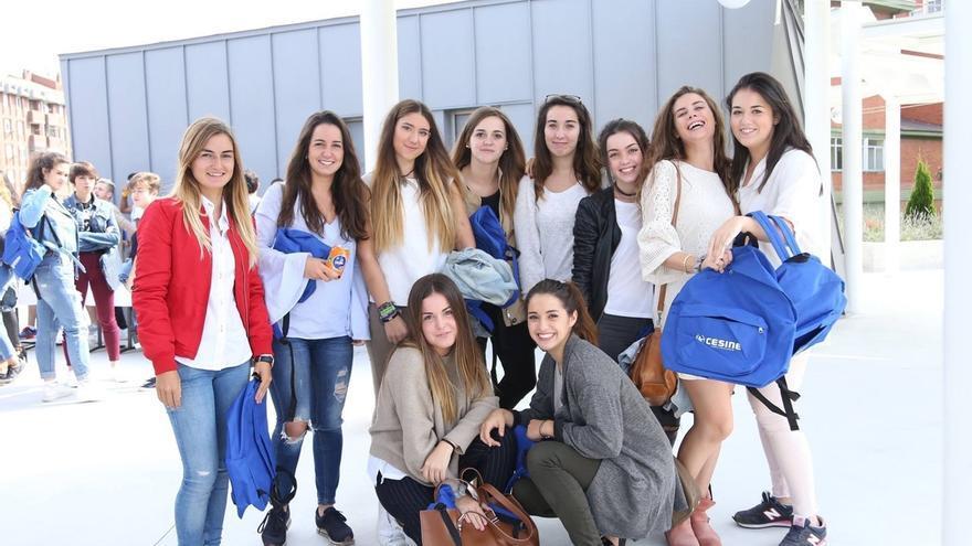 Cesine inicia el curso con más de 1.300 alumnos, un 36% internacionales