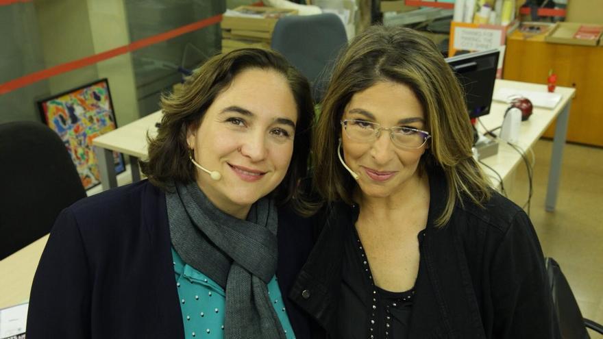 Ada Colau y Naomi Klein: una nueva visión de futuro | Foto: @AdaColau