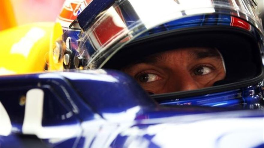 Webber en una imagen de archivo (EUROPA PRESS).