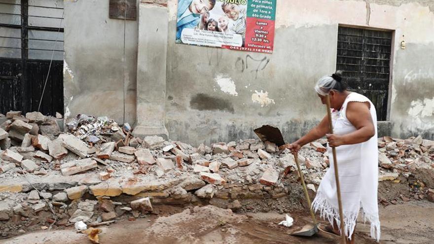 El terremoto en México ensancha la gran brecha entre ciudadanía y Estado