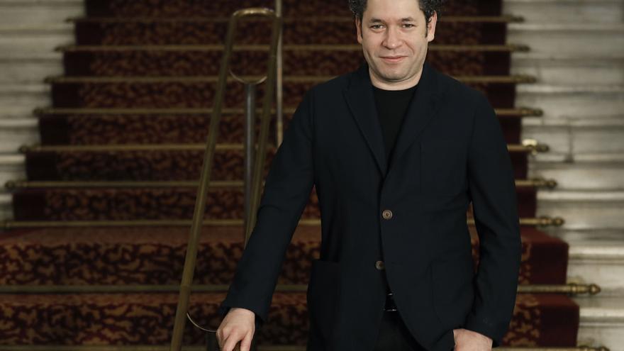 Dudamel, protagonista en su primera temporada al frente de la Ópera de París