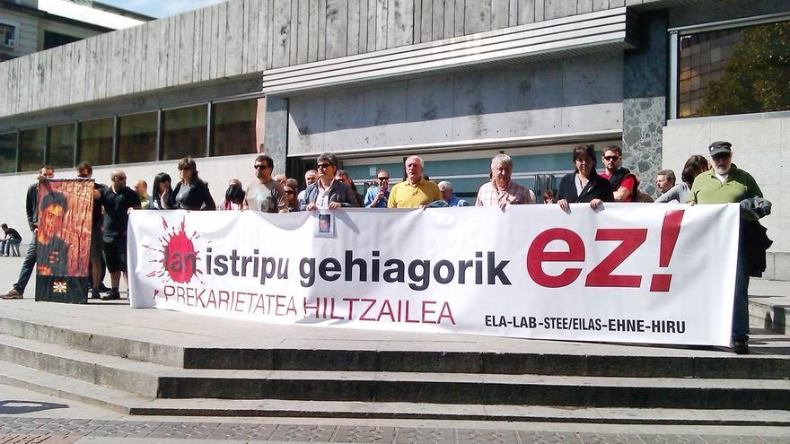 Crecen un 30% las bajas por enfermedad profesional hasta agosto en Euskadi