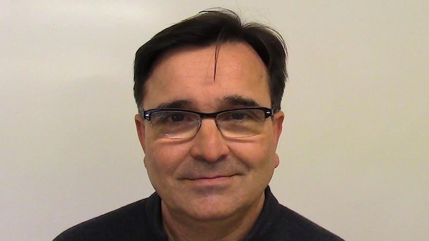 Antonio Campillo, presidente de la Red Española de Filosofía y decano de la Facultad de Filosofía de la Universidad de Murcia.