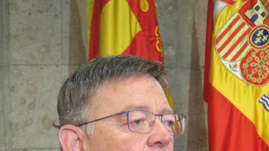 """Ximo Puig: """"Hace mucho tiempo que personas como Aguirre no deberían estar en la política"""""""