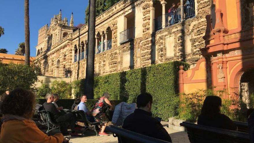 El patronato del Real Alcázar de Sevilla cierra el monumento desde hoy