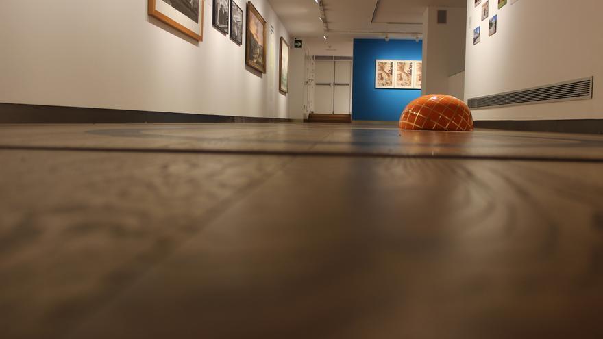 """Sala Murillo en la exposición """"¿Éramos tan modernos?"""""""