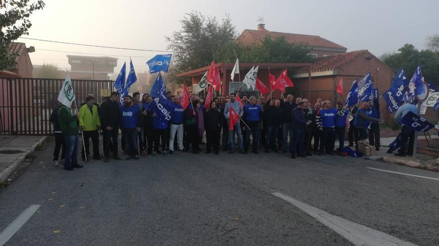 Segunda jornada de huelga en Albacete