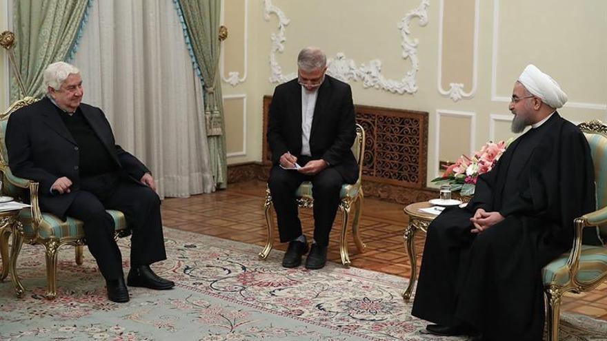 El presidente iraní juzga prioritario desarrollar relaciones con América Latina