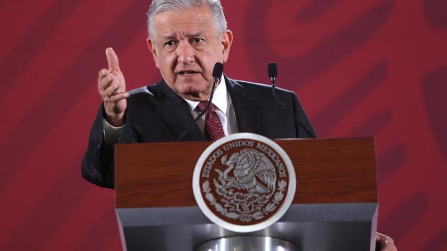 Presidente de México niega que su Gobierno instigara el juicio a exministra