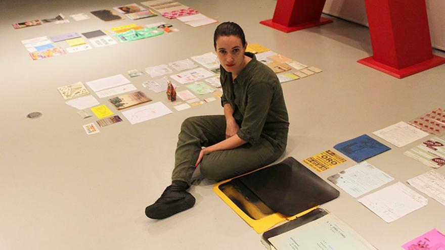 El Centre d'Innovació de Las Naves acollirà l'obra de Bárbara Bañuelos.