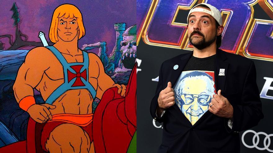 'He-Man y los Masters del Universo' tendrán serie en Netflix de la mano de Kevin Smith