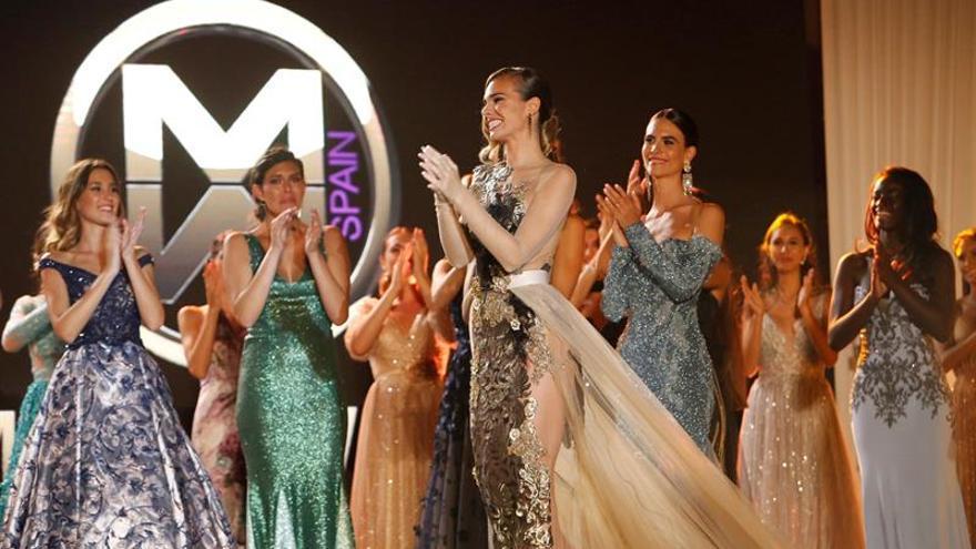La cordobesa Mª del Mar Aguilera se hace con corona de Miss World Spain 2019