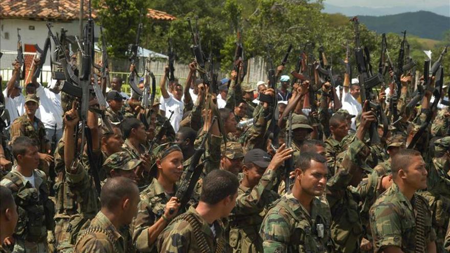 "Muere en Colombia ""Caliche"", jefe de la columna Jacobo Arenas de las FARC"