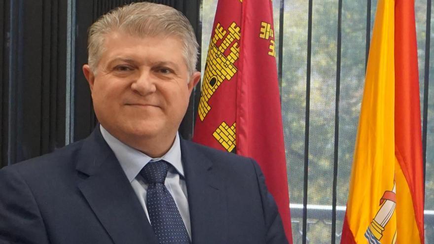 El delegado de Gobierno en la Región, José Vélez