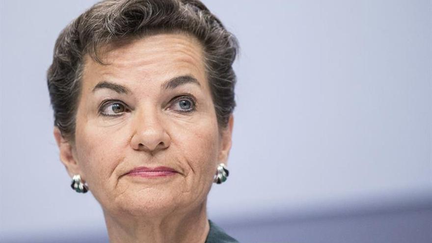 Costa Rica postula a Christiana Figueres como candidata para la secretaría de la ONU